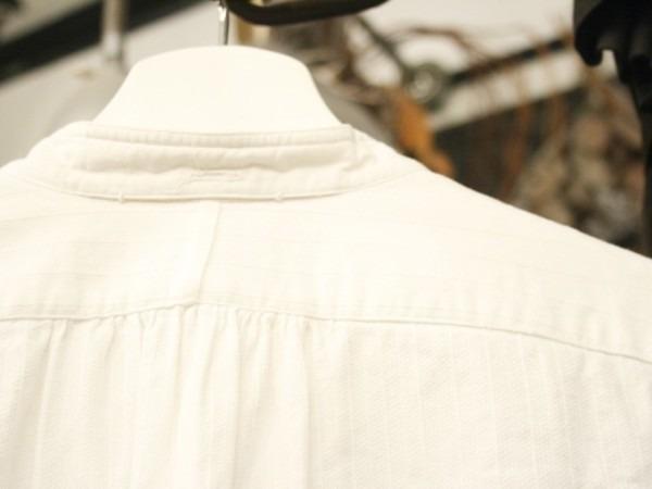 平成最後のヨーロッパ買い付けのオマケ 入荷グランパシャツ、ロングシャツ_f0180307_01095592.jpg