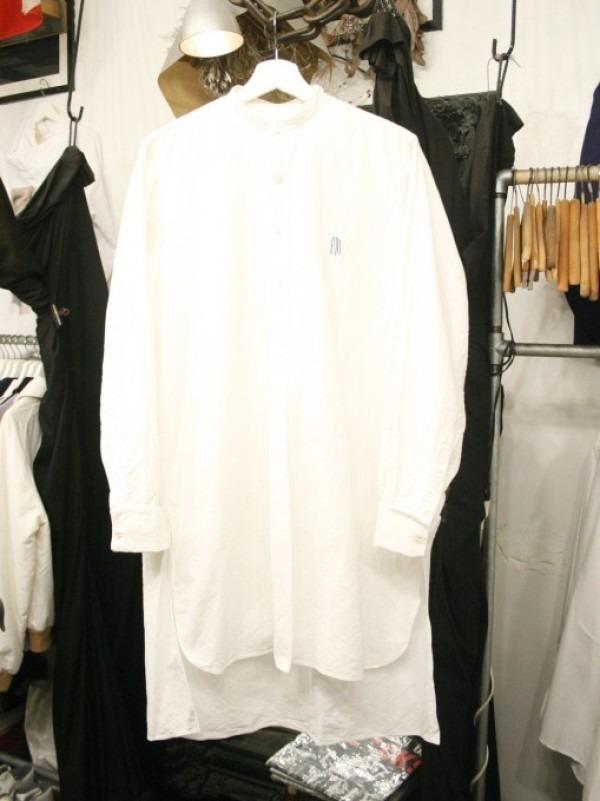 平成最後のヨーロッパ買い付けのオマケ 入荷グランパシャツ、ロングシャツ_f0180307_01095665.jpg