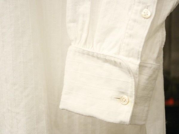 平成最後のヨーロッパ買い付けのオマケ 入荷グランパシャツ、ロングシャツ_f0180307_01095857.jpg