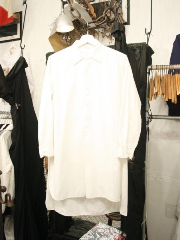 平成最後のヨーロッパ買い付けのオマケ 入荷グランパシャツ、ロングシャツ_f0180307_01140861.jpg