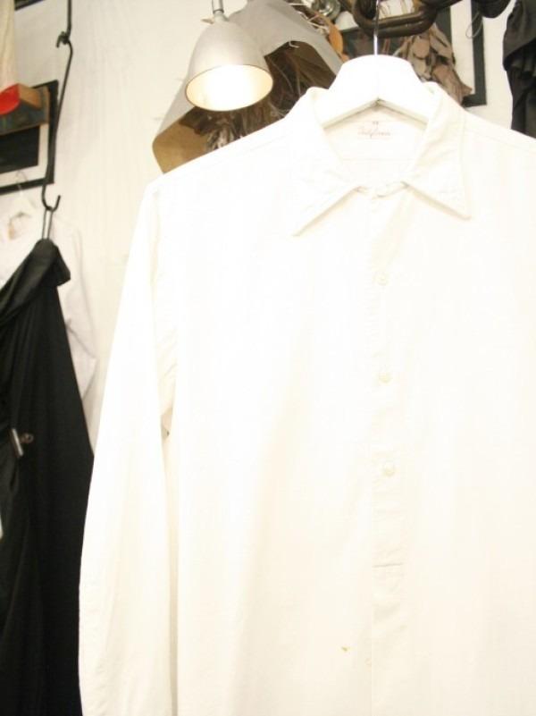 平成最後のヨーロッパ買い付けのオマケ 入荷グランパシャツ、ロングシャツ_f0180307_01140896.jpg