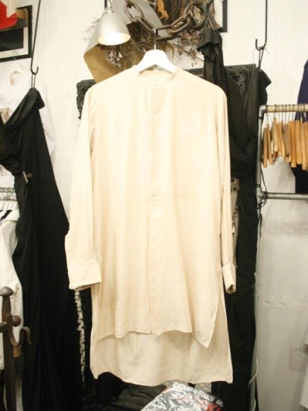 平成最後のヨーロッパ買い付けのオマケ 入荷グランパシャツ、ロングシャツ_f0180307_01195585.jpg