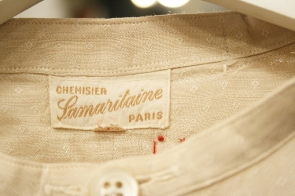 平成最後のヨーロッパ買い付けのオマケ 入荷グランパシャツ、ロングシャツ_f0180307_01200125.jpg