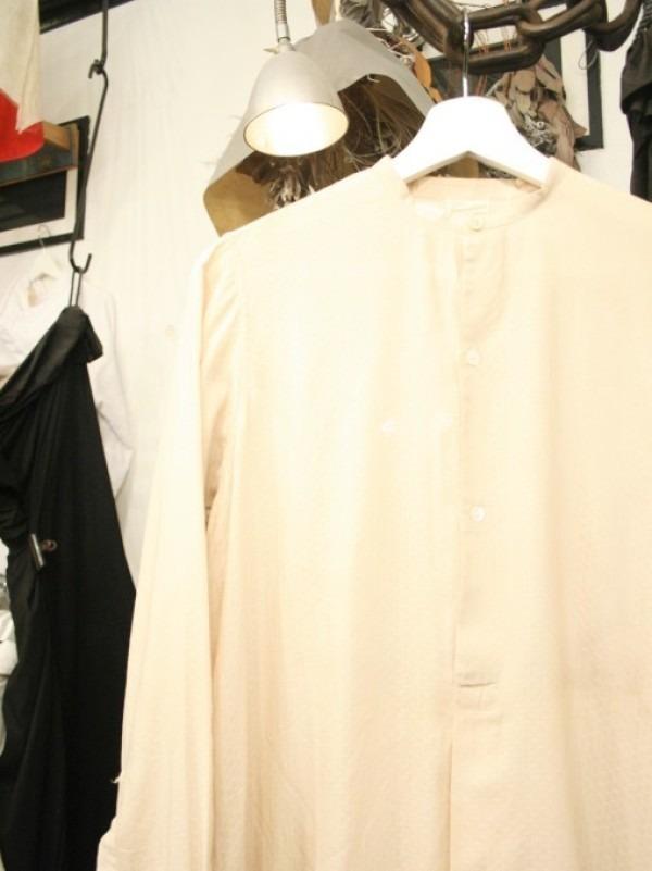 平成最後のヨーロッパ買い付けのオマケ 入荷グランパシャツ、ロングシャツ_f0180307_01200138.jpg