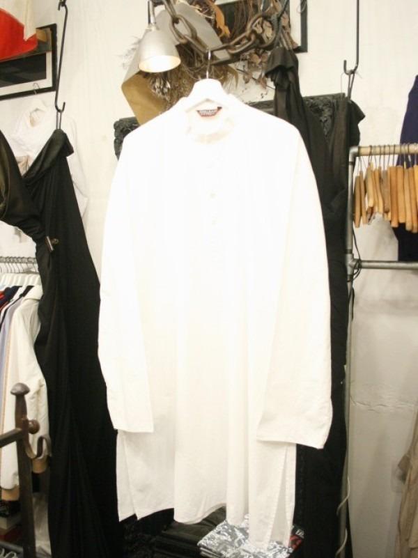平成最後のヨーロッパ買い付けのオマケ 入荷グランパシャツ、ロングシャツ_f0180307_01231852.jpg