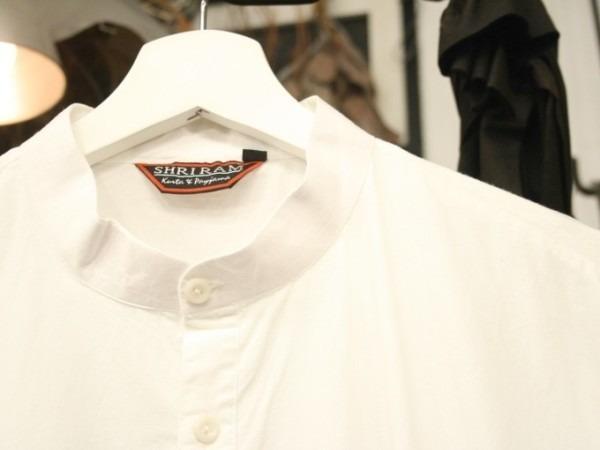 平成最後のヨーロッパ買い付けのオマケ 入荷グランパシャツ、ロングシャツ_f0180307_01232581.jpg