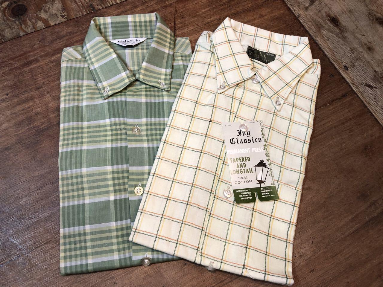 7月20日(土)入荷!60s all cotton デッドストックB.D shirts!! _c0144020_14100072.jpg