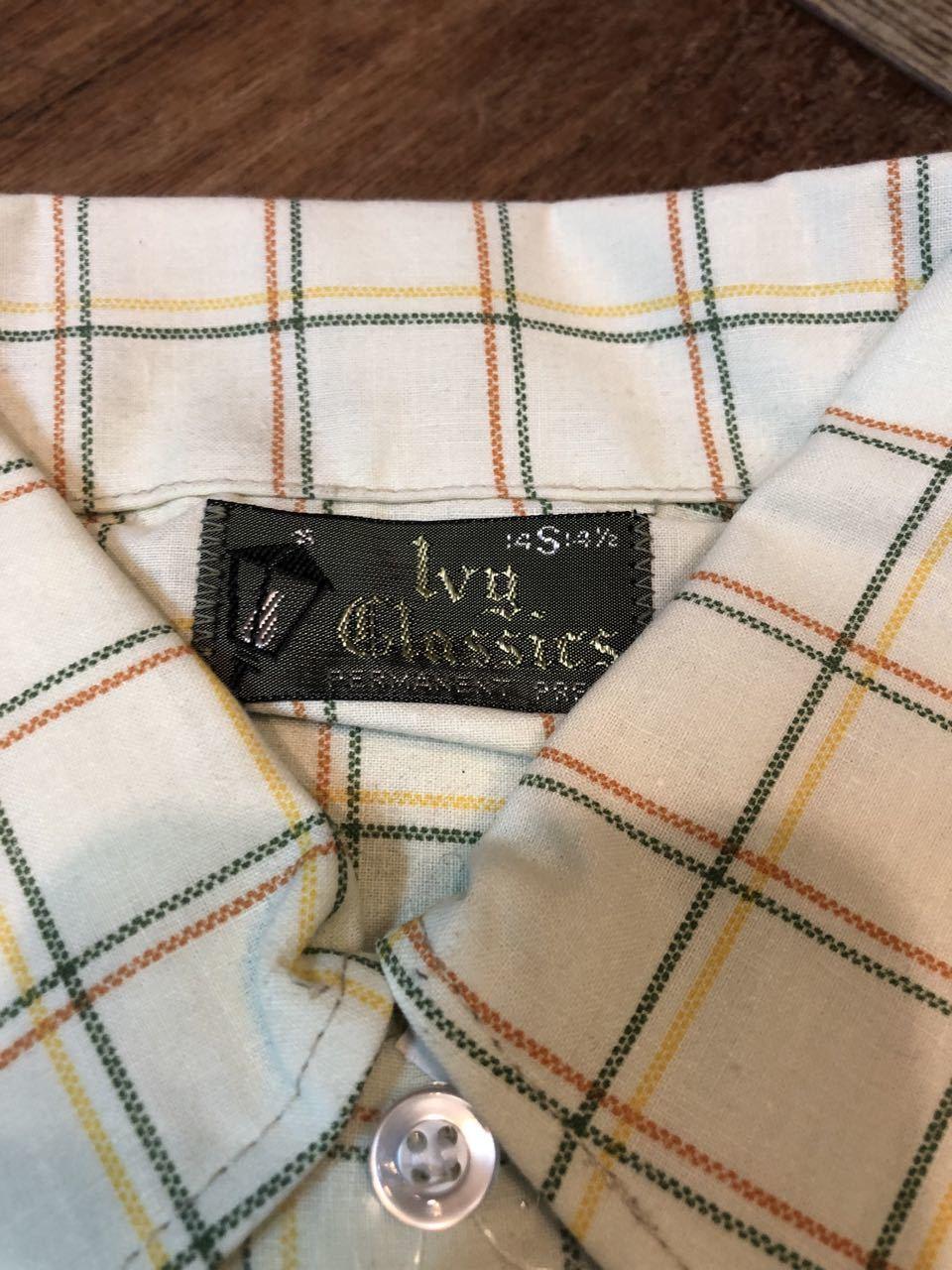 7月20日(土)入荷!60s all cotton デッドストックB.D shirts!! _c0144020_14100301.jpg