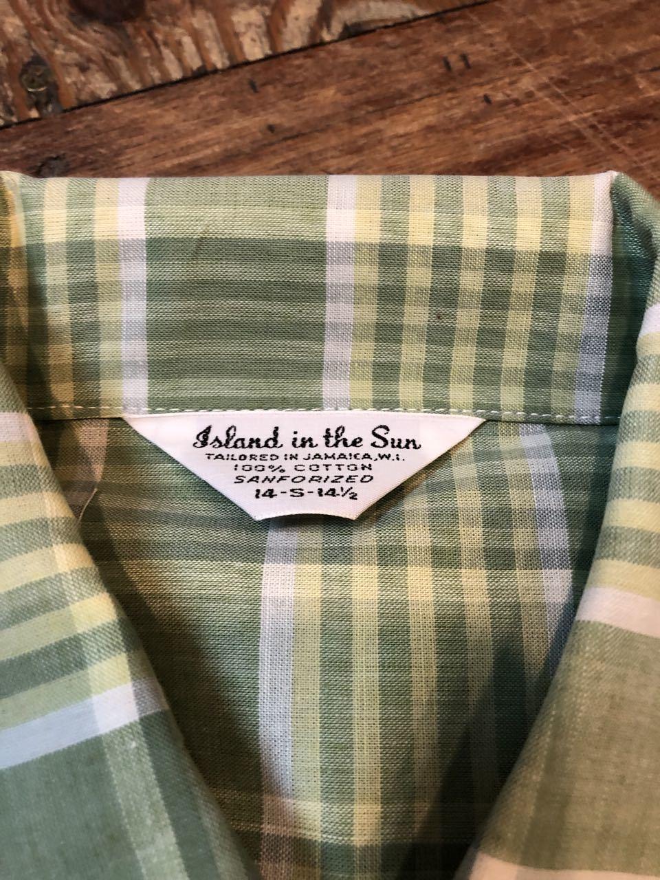 7月20日(土)入荷!60s all cotton デッドストックB.D shirts!! _c0144020_14100510.jpg