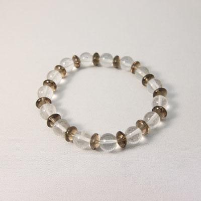 order made 496 Brヒマラヤ水晶、スモーキークォーツ_e0104046_03311271.jpg