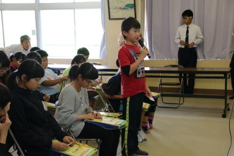 十和田西高生が小学生へセーフコミュニティ普及活動_f0237658_12444587.jpg