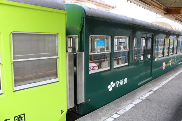 近江鉄道新八日市駅_c0001670_20322888.jpg