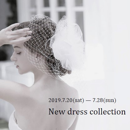 ★新作ドレスフェア★_d0079577_16215028.jpg
