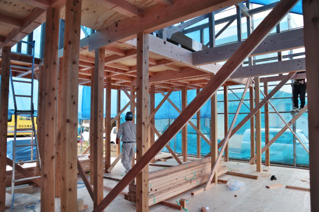 建方工事が行われました★_f0147585_15184190.jpg