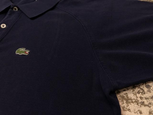 7月20日(土)マグネッツ大阪店スーペリア入荷!!#5 Shirt & Tee編!! LACOSTE & 60\'s Pajama、HempTee!!_c0078587_13143130.jpg