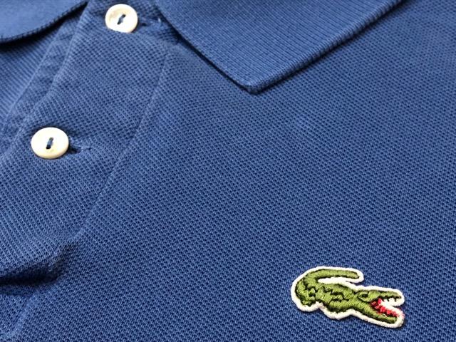 7月20日(土)マグネッツ大阪店スーペリア入荷!!#5 Shirt & Tee編!! LACOSTE & 60\'s Pajama、HempTee!!_c0078587_13151797.jpg