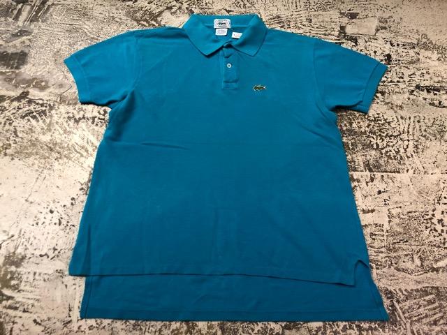 7月20日(土)マグネッツ大阪店スーペリア入荷!!#5 Shirt & Tee編!! LACOSTE & 60\'s Pajama、HempTee!!_c0078587_13163064.jpg