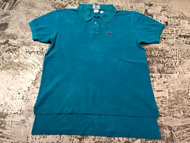 7月20日(土)マグネッツ大阪店スーペリア入荷!!#5 Shirt & Tee編!! LACOSTE & 60\'s Pajama、HempTee!!_c0078587_13172566.jpg