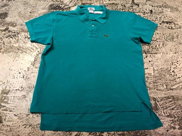 7月20日(土)マグネッツ大阪店スーペリア入荷!!#5 Shirt & Tee編!! LACOSTE & 60\'s Pajama、HempTee!!_c0078587_13182434.jpg
