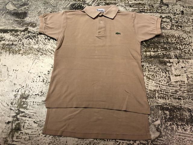 7月20日(土)マグネッツ大阪店スーペリア入荷!!#5 Shirt & Tee編!! LACOSTE & 60\'s Pajama、HempTee!!_c0078587_13203038.jpg
