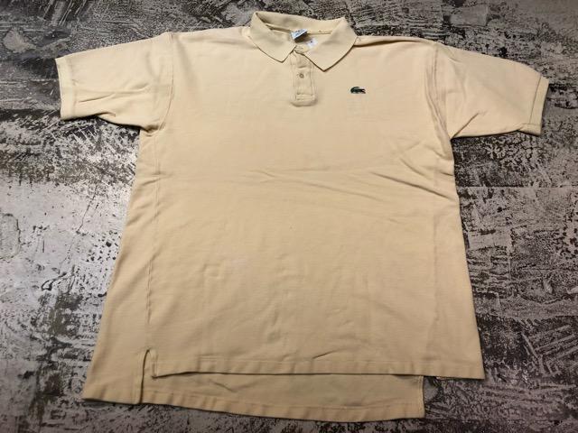 7月20日(土)マグネッツ大阪店スーペリア入荷!!#5 Shirt & Tee編!! LACOSTE & 60\'s Pajama、HempTee!!_c0078587_13215479.jpg