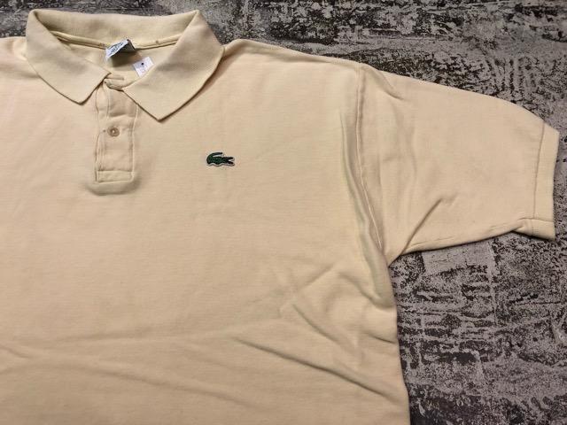7月20日(土)マグネッツ大阪店スーペリア入荷!!#5 Shirt & Tee編!! LACOSTE & 60\'s Pajama、HempTee!!_c0078587_13221845.jpg