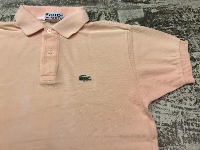 7月20日(土)マグネッツ大阪店スーペリア入荷!!#5 Shirt & Tee編!! LACOSTE & 60\'s Pajama、HempTee!!_c0078587_13254335.jpg