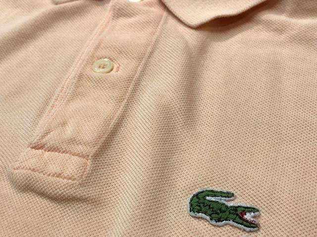 7月20日(土)マグネッツ大阪店スーペリア入荷!!#5 Shirt & Tee編!! LACOSTE & 60\'s Pajama、HempTee!!_c0078587_1326163.jpg