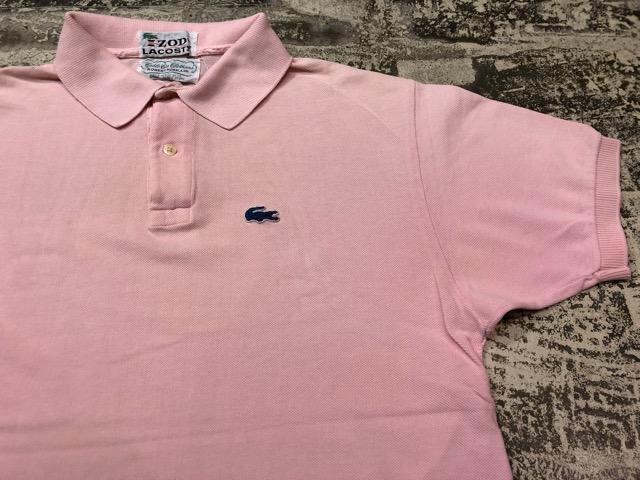 7月20日(土)マグネッツ大阪店スーペリア入荷!!#5 Shirt & Tee編!! LACOSTE & 60\'s Pajama、HempTee!!_c0078587_13273990.jpg