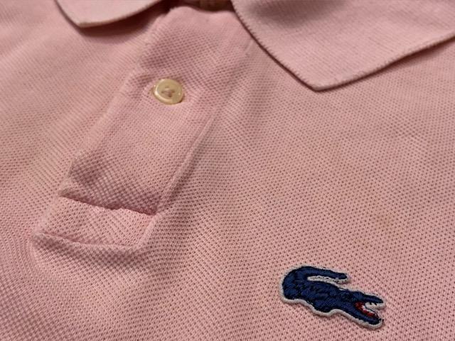 7月20日(土)マグネッツ大阪店スーペリア入荷!!#5 Shirt & Tee編!! LACOSTE & 60\'s Pajama、HempTee!!_c0078587_13275565.jpg