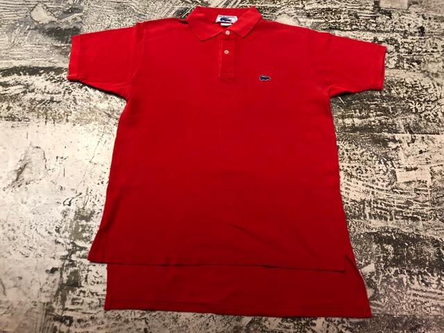 7月20日(土)マグネッツ大阪店スーペリア入荷!!#5 Shirt & Tee編!! LACOSTE & 60\'s Pajama、HempTee!!_c0078587_13281297.jpg