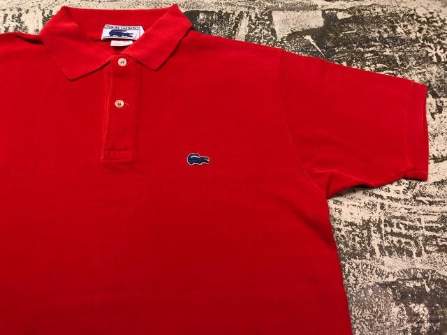 7月20日(土)マグネッツ大阪店スーペリア入荷!!#5 Shirt & Tee編!! LACOSTE & 60\'s Pajama、HempTee!!_c0078587_13284150.jpg