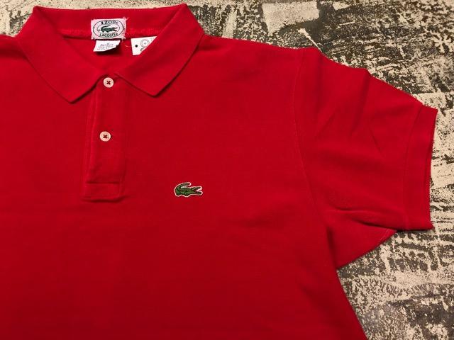 7月20日(土)マグネッツ大阪店スーペリア入荷!!#5 Shirt & Tee編!! LACOSTE & 60\'s Pajama、HempTee!!_c0078587_13293551.jpg