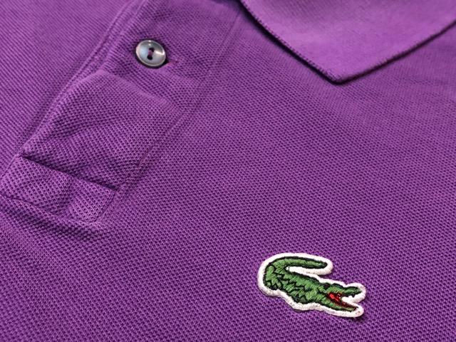 7月20日(土)マグネッツ大阪店スーペリア入荷!!#5 Shirt & Tee編!! LACOSTE & 60\'s Pajama、HempTee!!_c0078587_13305151.jpg