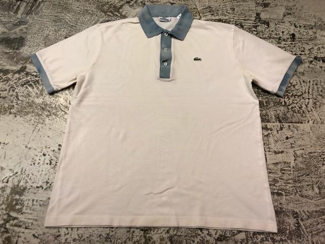 7月20日(土)マグネッツ大阪店スーペリア入荷!!#5 Shirt & Tee編!! LACOSTE & 60\'s Pajama、HempTee!!_c0078587_1331252.jpg