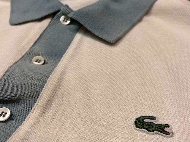 7月20日(土)マグネッツ大阪店スーペリア入荷!!#5 Shirt & Tee編!! LACOSTE & 60\'s Pajama、HempTee!!_c0078587_13313686.jpg