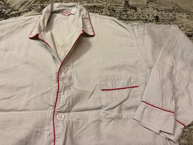 7月20日(土)マグネッツ大阪店スーペリア入荷!!#5 Shirt & Tee編!! LACOSTE & 60\'s Pajama、HempTee!!_c0078587_13452940.jpg