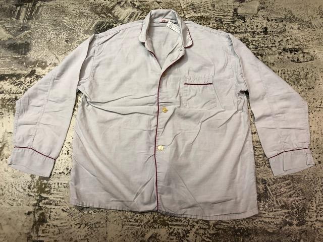 7月20日(土)マグネッツ大阪店スーペリア入荷!!#5 Shirt & Tee編!! LACOSTE & 60\'s Pajama、HempTee!!_c0078587_13484653.jpg