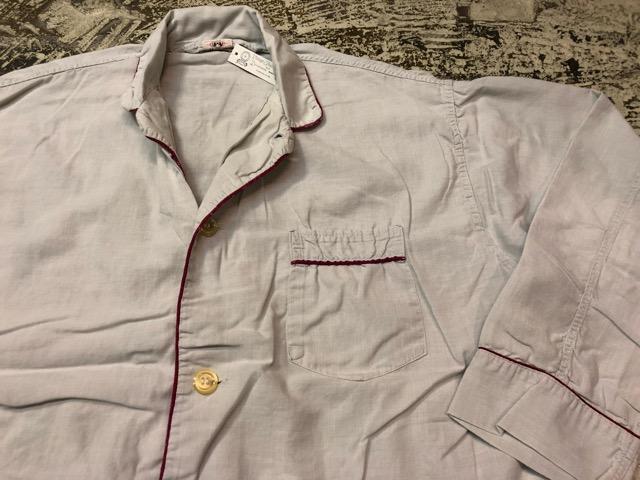 7月20日(土)マグネッツ大阪店スーペリア入荷!!#5 Shirt & Tee編!! LACOSTE & 60\'s Pajama、HempTee!!_c0078587_13491253.jpg