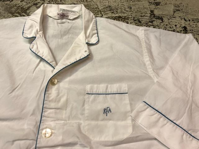 7月20日(土)マグネッツ大阪店スーペリア入荷!!#5 Shirt & Tee編!! LACOSTE & 60\'s Pajama、HempTee!!_c0078587_13502362.jpg