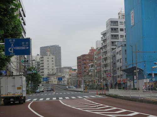 朝の散歩は言問い通り_c0075701_10055831.jpg