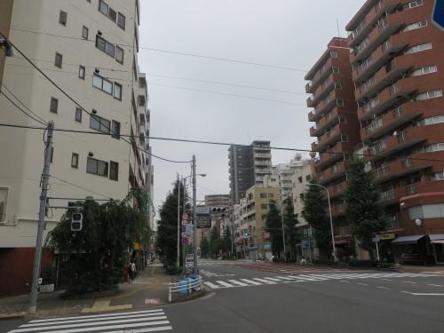 朝の散歩は言問い通り_c0075701_10071347.jpg