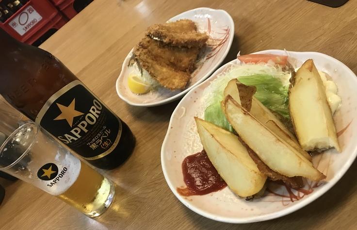 酒造一平 @八王子;中高年のOK牧場はココ!!_c0212604_1133654.jpg