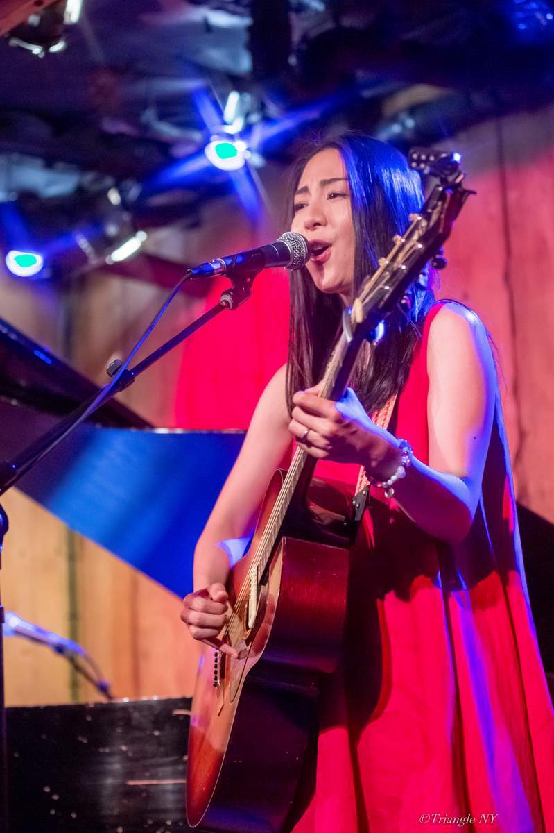 Ka-Na (植村花菜) @Rockwood Music Hall Stage 3 July 12 2019_a0274805_23095276.jpg