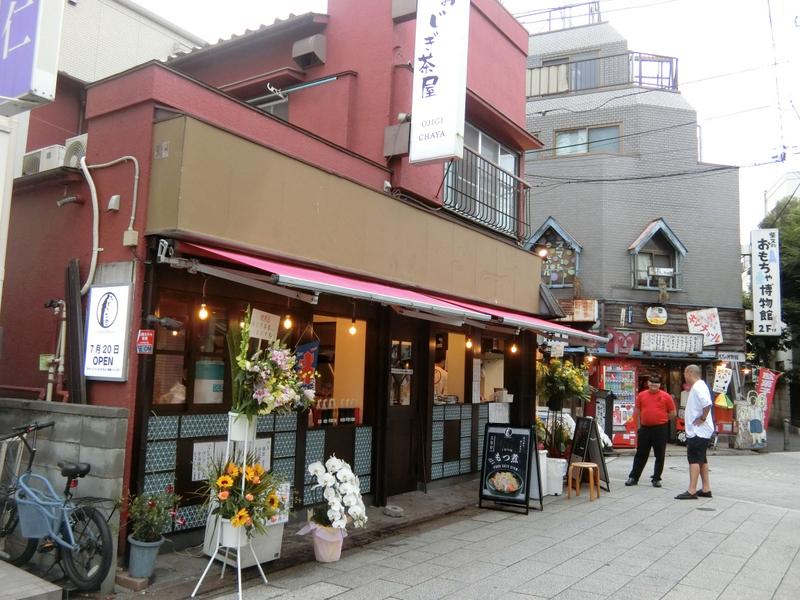 7月20日〔日)参道に新しいお店が出来ました_d0278912_21355164.jpg