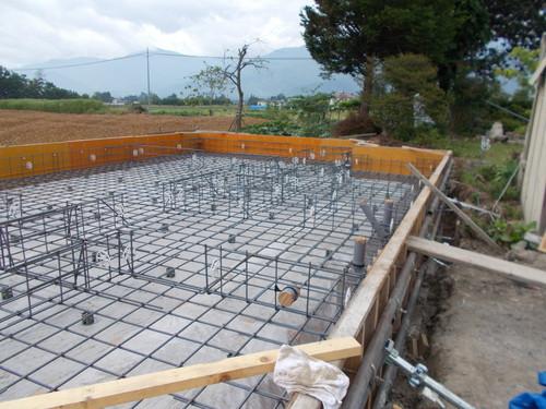 安曇野市MA邸工事始めました。_c0218716_16532157.jpg