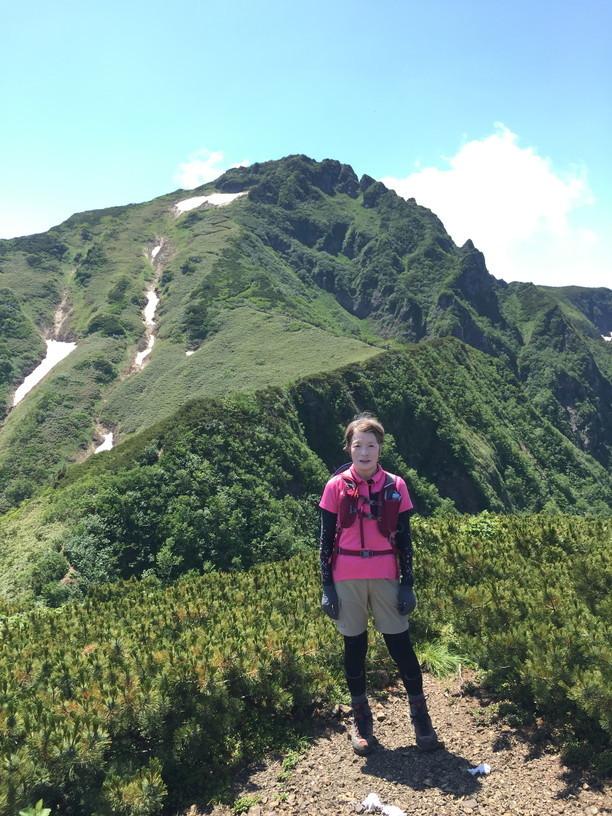 """2019年7月 『青春の思い出 ー 芦別岳 1726m』 July 2019 \""""Mt Ashibetsu, my sentimental mountain\""""_c0219616_19031064.jpg"""