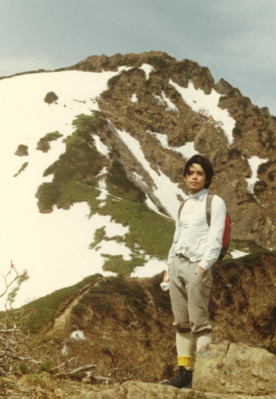 """2019年7月 『青春の思い出 ー 芦別岳 1726m』 July 2019 \""""Mt Ashibetsu, my sentimental mountain\""""_c0219616_19031151.jpg"""