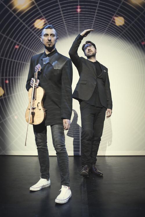 Adam Bałdych & Krzysztof Dys (アダム・バウディヒ & クシュストフ・ディス)公演_a0258722_7391028.jpg