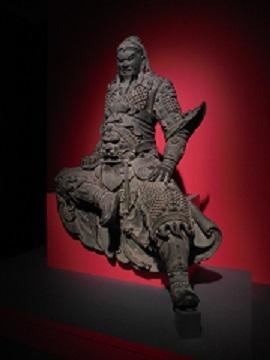 『日中文化交流協定締結40周年記念 特別展 三国志』_e0033570_11492251.jpg